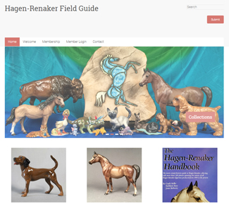 Hagen-Renaker Field Guide